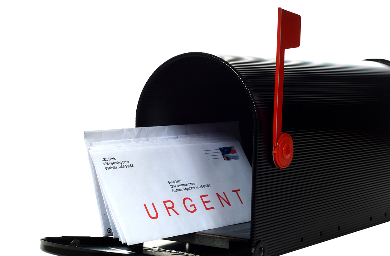 Urgent Letter from IRS