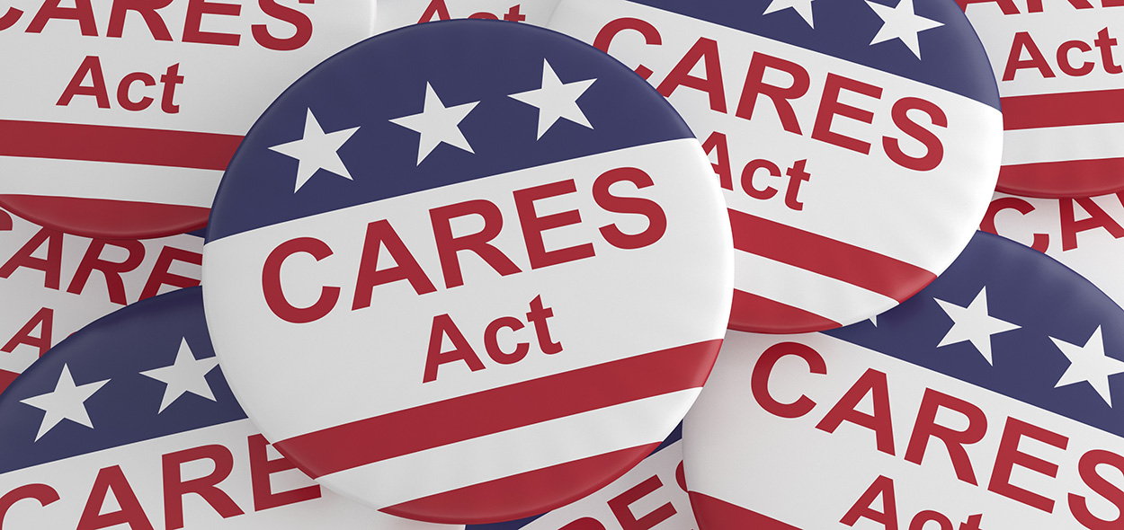 CARES Act Tax Buttons - Tax Issues