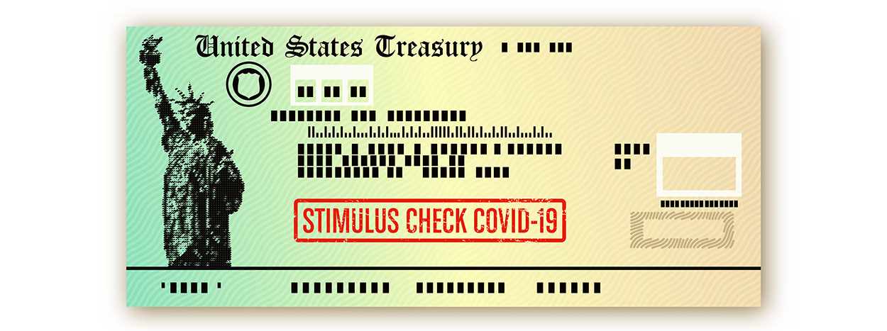 Covid-19 stimulus check payment jerry jones self-storage CPA